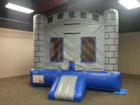 Medieval Bounce House - Rental Price: $100