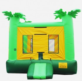 Tropical Bounce House - Rental Price: $100