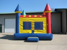 X-Large Castle Bouncer - Rental Price: $100