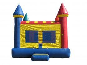 X-Large Castle Bouncer - Rental Price: $105